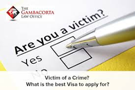 Are you a victim? Check boxes for yes and no